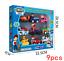 9 Stück Paw Patrol FigurenZurückziehen Autos Kinder Geschenk Xmas Spielzeug