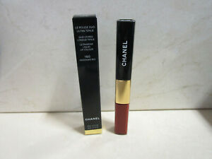 Chanel Le Rouge Duo Ultrawear Liquid Lipcolor 180 Passionate Red Nwb 3145891751802 Ebay