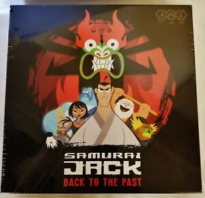 New Samurai Jack Back To The Past Family Fun Card Board Game Adult