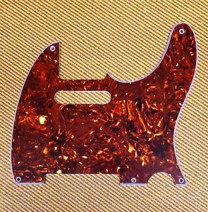 Black Replacement Pickguard Pour Fender Squier Classic Vibe 50 S Telecaster Cv-afficher Le Titre D'origine Des Friandises AiméEs De Tous