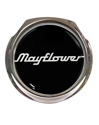 Triumph Mayflower Car Grille Badge FREE FIXINGS