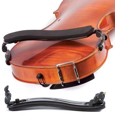 VLM Professional Violin Shoulder Rest Walnut Gold