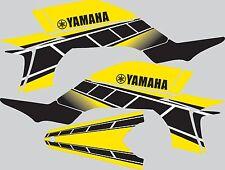 Graphics for 2003-2008 Yamaha YFZ450 YFZ 450 ATV  decals stickers Retro