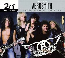 Audio CD The Best of Aerosmith: 20th Century Masters - The Millennium Collection