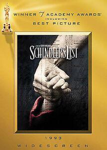 Schindler's List (Widescreen Edition) DVD, Embeth Davidtz, Jonathan Sagalle, Car