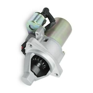 Everest-Electric-Starter-Motor-With-Solenoid-Fits-Honda-GX340-GX390-11HP-13HP