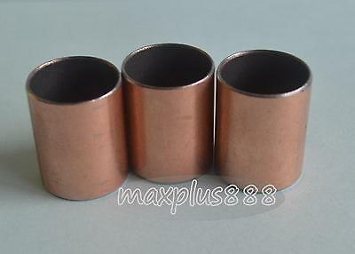 US Stock 5pcs SF-1 3025 Self Lubricating Bearing Bushing Sleeve 30 x 34 x 25mm