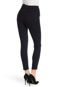 NWT J BRAND Womens Alana High Rise Crop Skinny Jeans Size 31 SHY ... 5098107f67