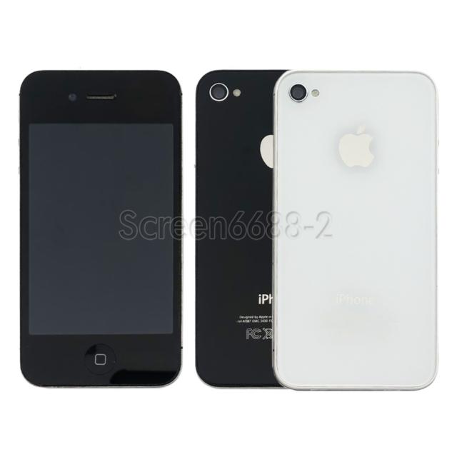 Apple iPhone 4S 8GB/ 16GB /32GB /64Gb Smartphone Factory Unlocked White Black