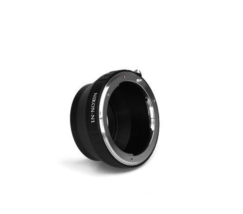 Ai-Nikon 1 objetivamente adaptador Nikon AI objetivamente adaptador para Nikon cámara 1 n1