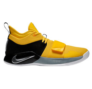 separation shoes bbe7f aa4bb Details about Nike Paul George PG 2.5 Amarillo Chrome Black BQ8452 700 Mens  Size 13