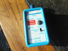 Ideal 62 204 Bnc Coax Coaxial Cable Tester Standard Or Hi Z