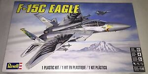 Revell-F-15C-Eagle-1-48-scale-aircraft-model-kit-new-5870