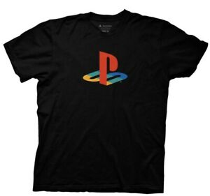 Playstation-Graphic-Vintage-T-Shirt-Mens-Size-2XL