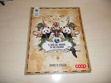 Album figurine WWF Il Giro del Mondo in 180 giorni!! Coop! Completo!! 2012