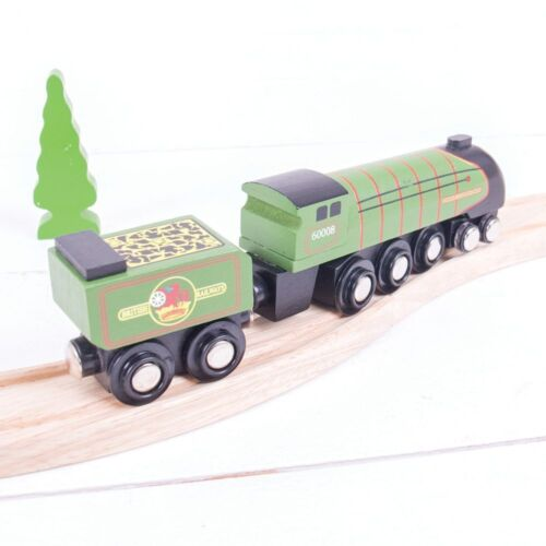 Brio Thomas EISENHOWER Train Engine for Wooden Track ~ NEW