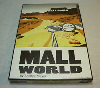 2004 Mall World Board Game - Rio Grande Games - Never Played - Andrea Meyer