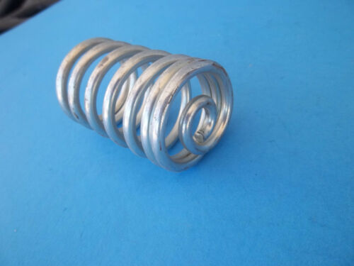 NEW HUSQVARNA   TRACTOR SEAT SPRING CLOSED END 105512X OEM