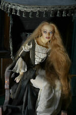 Gorgeous One of A Kind Doll The French Lieutenant's Women Artist Eveline Frings