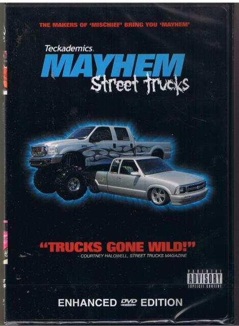Mayhem Street Trucks - Trucks Gone Wild