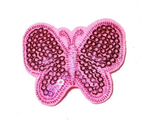 Farfalla Staffa immagine Ricamate Patch Applicazione Cucire realizzerà decorare