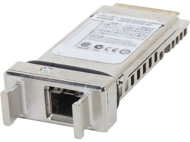 CVR-X2-SFP10G - Cisco X2 to SFP+ 10G Adaptor module