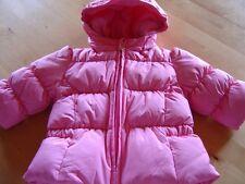 Ralph Lauren Baby Daunenjacke Jacke rosa Poloreiter 9 M - size 6-9 month 150 €