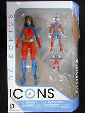 """DC Comics icone #12 """"CM"""" Action Figure (DC Collectibles) NUOVO"""