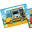 miniature 3 - Animal Crossing New Horizons Nintendo amiibo+ amiibo card 1BOX 20packs New Japan
