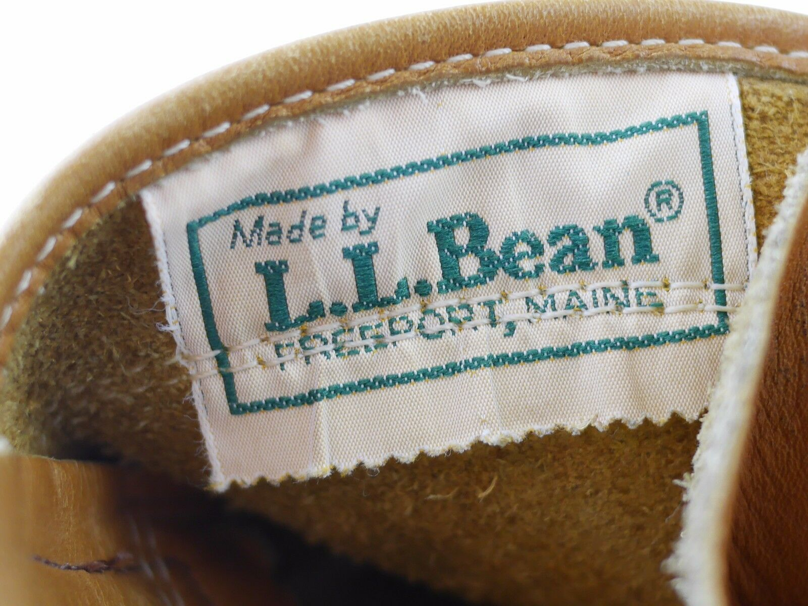 VINTAGE L.L. Bean Maine Maine Maine Hunting Boots shoes Waterproof Rubber & Leather WOMENS 8 a55ad5
