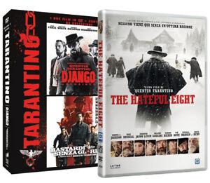 TARANTINO-COLLECTION-THE-HATEFUL-HEIGHT-3-DVD-regia-di-QUENTIN-TARANTINO