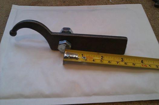 metal iron heavy duty metal gate latch 150mm
