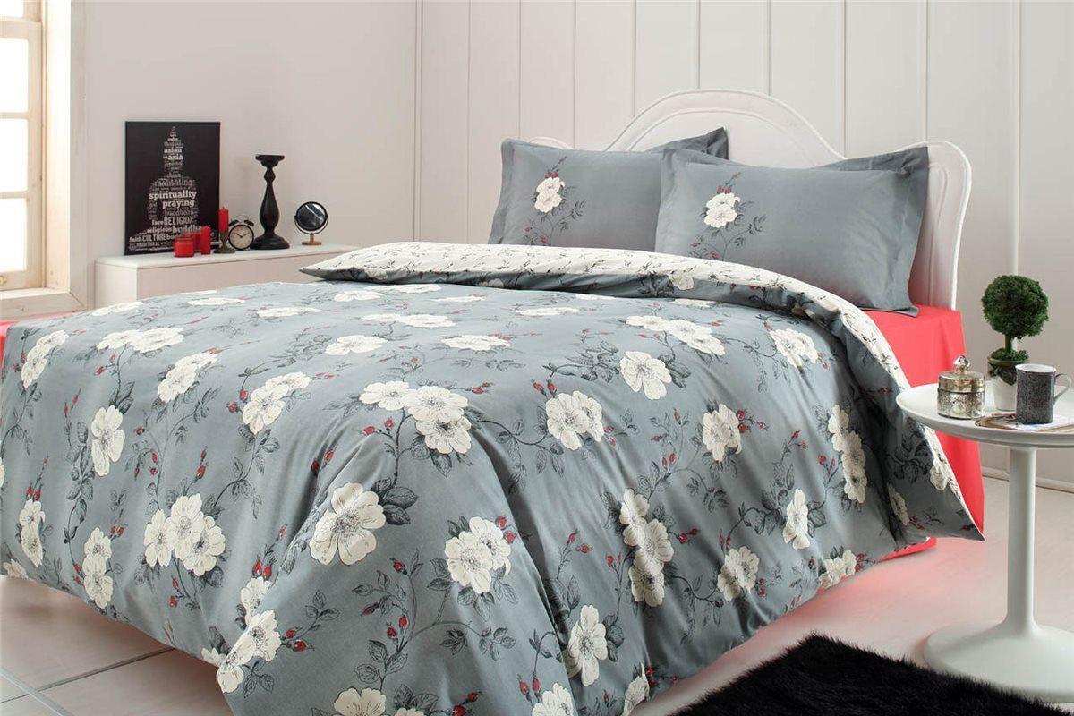 Bettwäsche 200x220 cm Bettgarnitur Bettbezug Baumwolle Kissen 4 tlg ALINA   | Maßstab ist der Grundstein, Qualität ist Säulenbalken, Preis ist Leiter