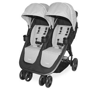 Combi 2017 Fold N Go Double Stroller In Titanium Brand New