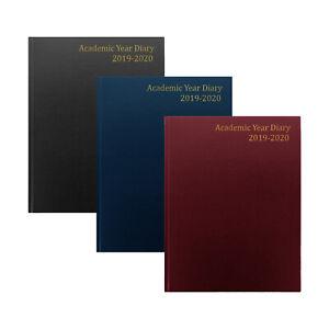 Fiable 2019-scolaire 2020 Mi Année Étudiant Cartonnée Nomination Diary-afficher Le Titre D'origine