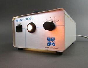 Intralux-4000-1-Microscopio-Illuminator-121V-50-60Hz-120W