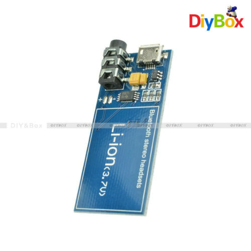 Wireless Bluetooth Module XS3868 Stereo Audio Module with Shield New D