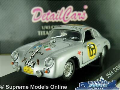 Simbolo Del Marchio Porsche 356a Panamericana Auto Da Rally Modello 1:43 Taglia Corgi Dettaglio Cars 92965 T3-mostra Il Titolo Originale Buoni Compagni Per Bambini E Adulti