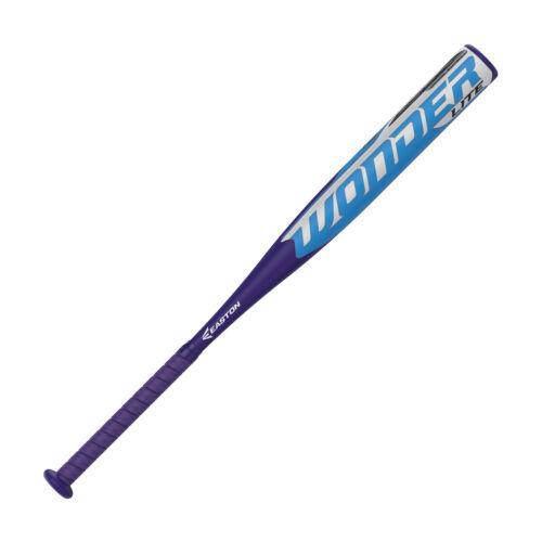 Easton Wonderlite 13 One Piece Composite fastpitch Softball Bat bleu//blanc