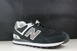 finest selection a7814 aa841 Details about New Balance M574SKW size 9 Mens Made in USA black white