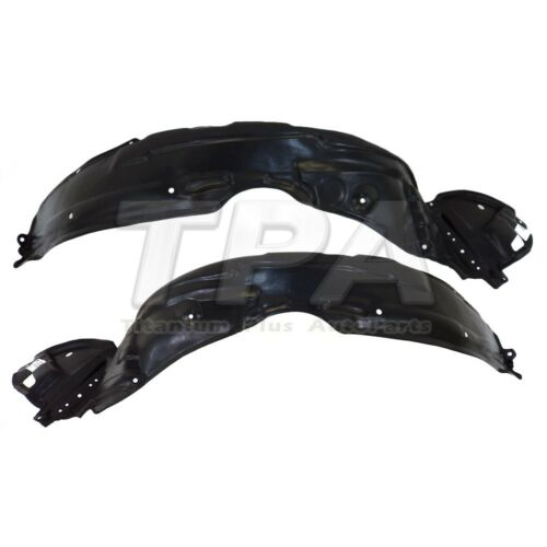 New Front Left and Right Pair FENDER LINER For Toyota Matrix