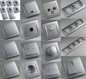 serie de delphi interruptor enchufe pulsador detector de movimiento regulador ebay. Black Bedroom Furniture Sets. Home Design Ideas