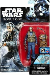 Disney-Star-Wars-BODHI-ROOK-3-75-034-action-figure-Rogue-One-wave-MINT-RARE-2016