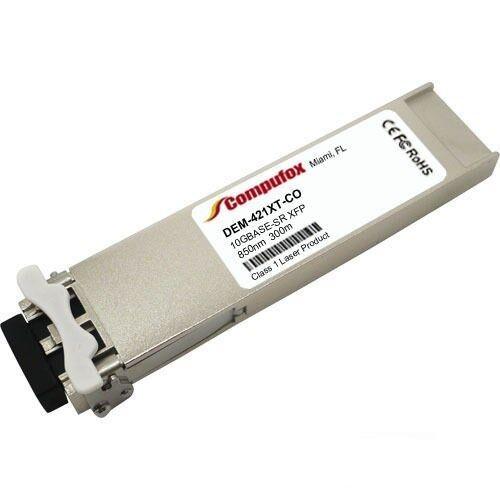 Compatible with D-Link XFP 850nm 300m Transceiver 10GBASE-SR DEM-421XT