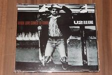 U2 With B.B. King - When Love Comes To Town (1989) (MCD) (CIDP 411)