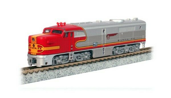 Spur N - Diesellok PA1 Santa Fe Digital -- 176-4121DCC  NEU