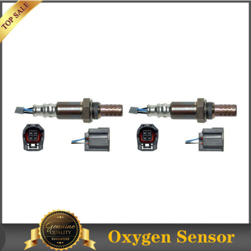 Downstream-Denso Oxygen Sensor 2PCS For 2004-2009 Mazda 3 2.0L