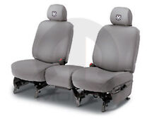 06-10 Dodge Ram 2500 3500 40 20 40 Bench Seat Mist Gray Front Seat Covers MOPAR