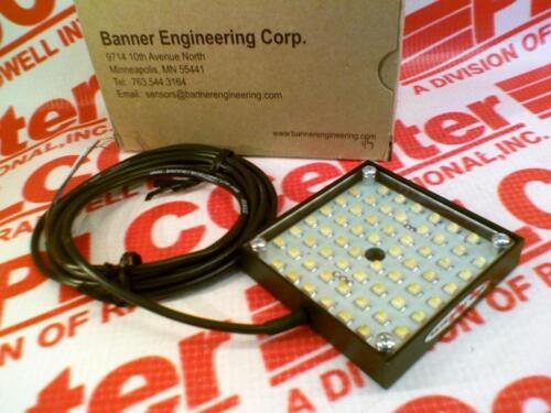BANNER ENGINEERING LEDWA62X62W LEDWA62X62W NEW IN BOX
