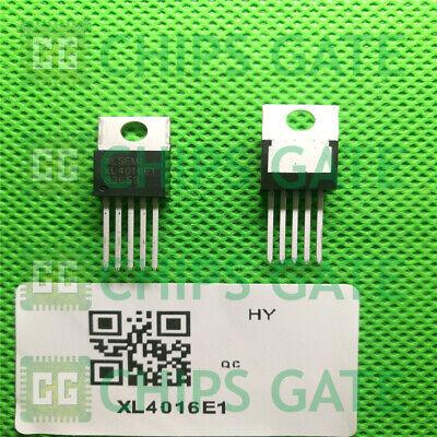 4PCS XL4016E1 XL4016 TO220 Power Supply DC-DC Buck IC